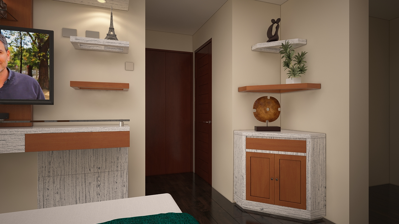 Dormitorio ALBAYALDE