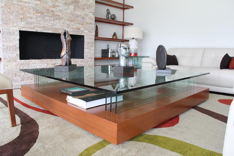 mesa de centro miln