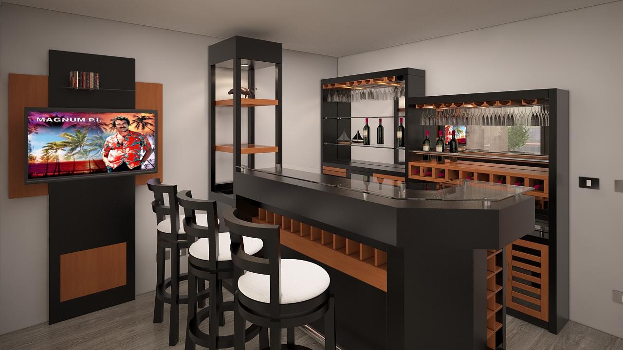 Bar Proyecto Personalizado