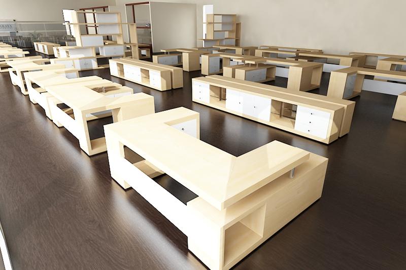 Oficina 9 Puestos de Trabajo1