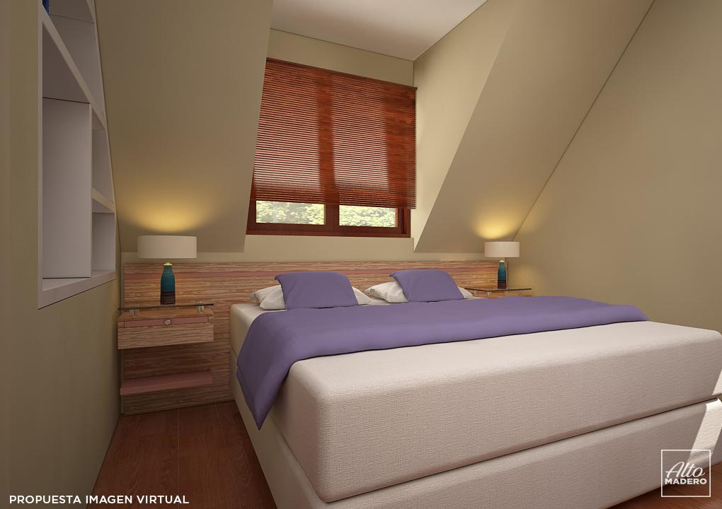 Dormitorio  Proyecto