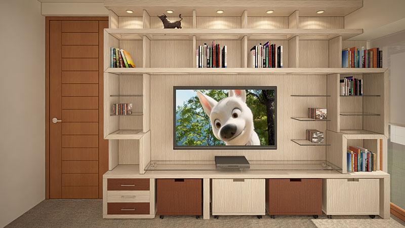 Mueble TV 000