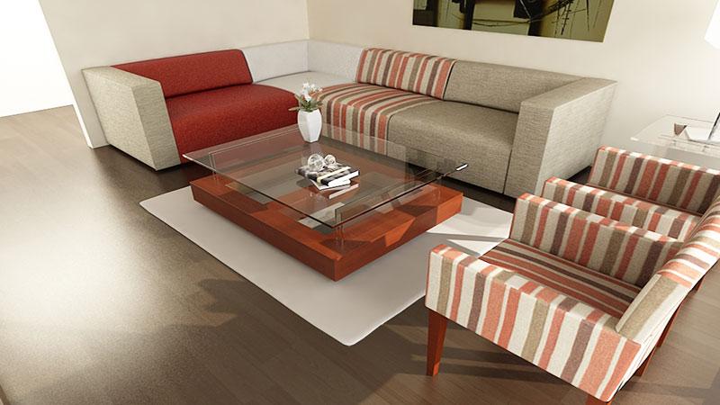 Sofa L Colores