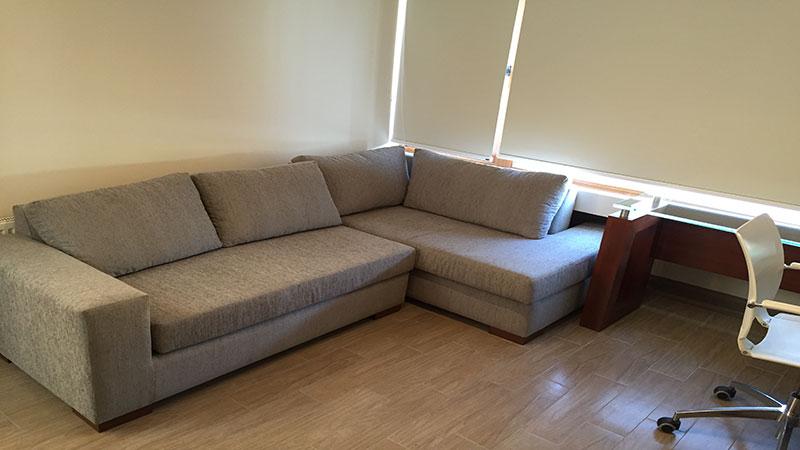Sofa L Crudo