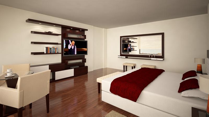 Dormitorio Repisa 2