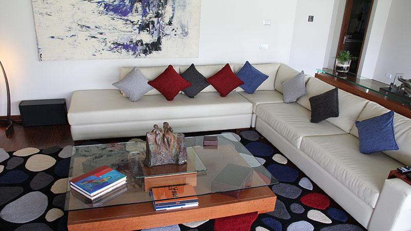 Sofa L Blanco