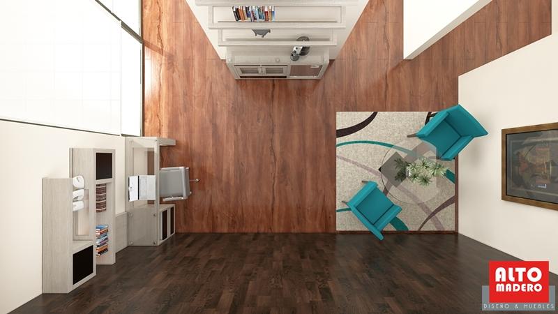 Dormitorio Mesa 4