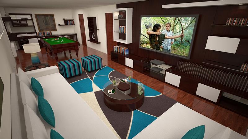 Mueble TV 4