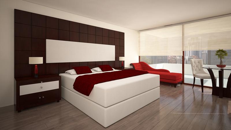 Dormitorio Chaise Long