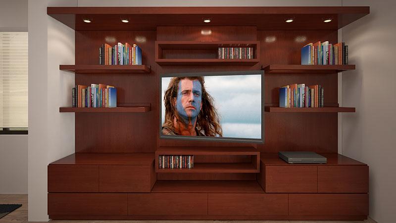 Mueble TV 18